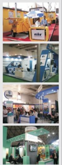 Exhibition Stall Designing And Fabrication Services