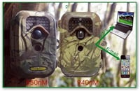 12MP MMS Infrared Wildlife Trail Hunting Camera