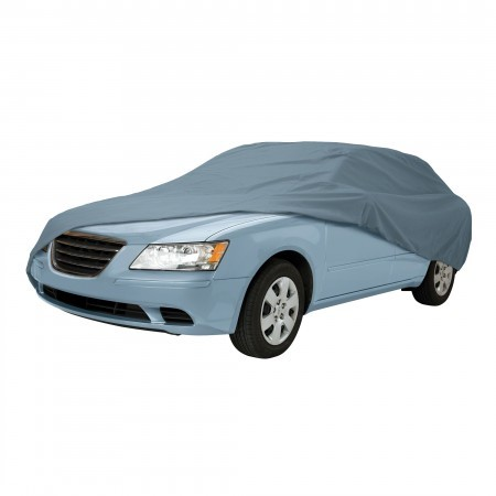 Soft Fabric Car Cover