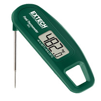 Extech Tm55- Pocket Fold-Up Food Thermometer