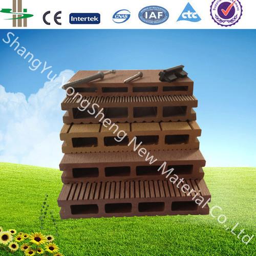 WPC(Wood Plastic Composite) Outdoor Waterproof Decking