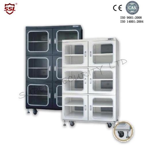 Customized Dehumidifier Electronic Dry Cabinet, RH Range 10 - 20%