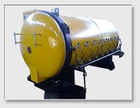 Electric Curing Chamber/Autoclave