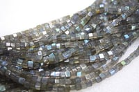 AAA+ Labradorite Gemstone Beads