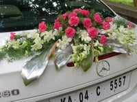 Bridal Car Decor Services