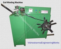 Zipper Winding Textile Machine