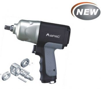 APAC Composite Heavy Duty Impact Wrench A10-M15C07 1/2""