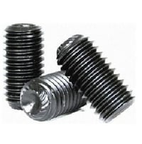 Knurled Cup Screw