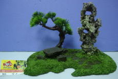 Polyester Resin Artificial Hills