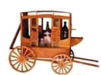Wooden Crafted Cart
