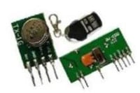RF Transmitter and Receiver Modules