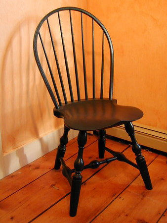 Handmade Bowback Side Chair