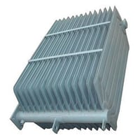 Header and Flanged Type Radiators