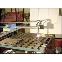 Small Cantiliver Type of CNC Cutting Machine