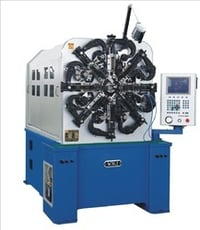 CNC Wire Forming Machines