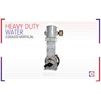 Heavy Duty Water Cooled Vertical Compressor