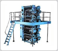 4 hi Web Offset Printing Machines