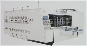 Fully Automatic Printer Slotter Die Cutter