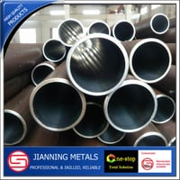 Honed Seamless Steel Pipes