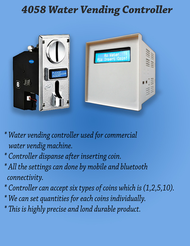 Water ATM Coin Based