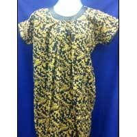 Ladies Cotton Night Gown