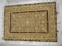 jewel Zari carpet Wall Hanging