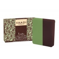 Tempting Chocolate And Mint Soap