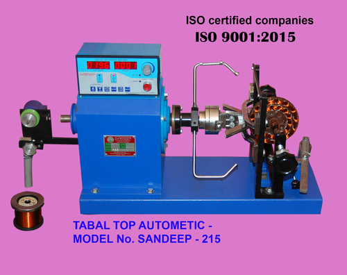 Big Automatic Ceiling Fan Coil Winding Machines In Rajkot