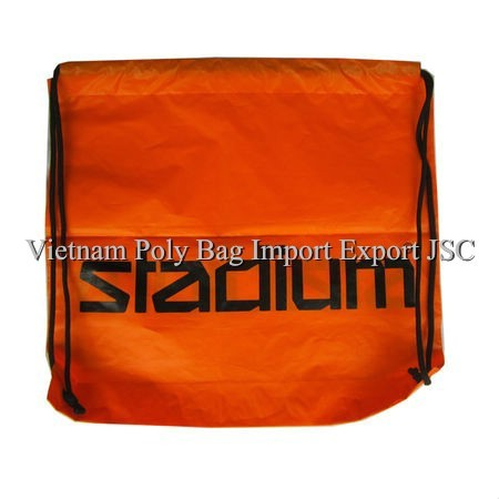 Drawstring Plastic Bag For Shopping