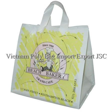 Flexiloop Handle Plastic Poly Bag