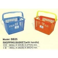 Shopping Baskets With Handle