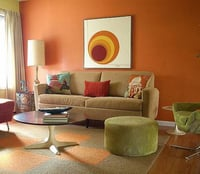Living Room Interior Services