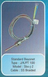 Standard Bayonet Thermocouple Cable