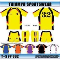 Sport T-shirts and Shorts