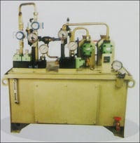 Hydraulic For Power Generation