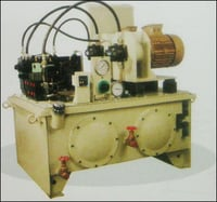 Hydraulic System For Machines Tools