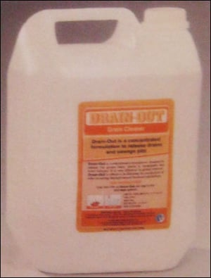 Drain Cleaner And Maintainer