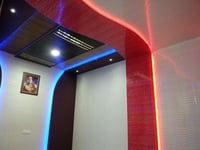 Fire Proof Wall Paneling And False Ceiling