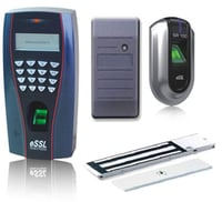 FBAC 9 - Biometric Fingerprint Based Time and Attendance cum Access Control System