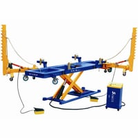 ST-COL6 Auto Body Collision Repair Frame Bench Rack