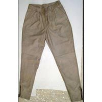 Mens Leather Trouser
