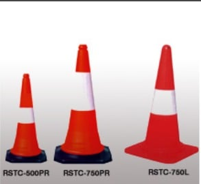 PVC Traffic Safety Cones