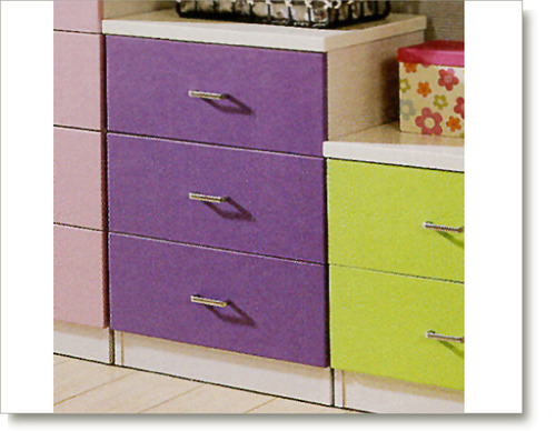 Chest Of Drawers (Three Drawers) (LA002-3)