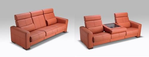 Modern Three Seat Sofa Set (Bh-861)