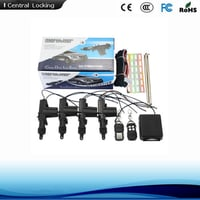 Universal Four Door Remote Control Central Locking System