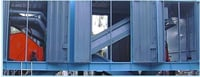 Skid Mounted Coal Handling Conveyor