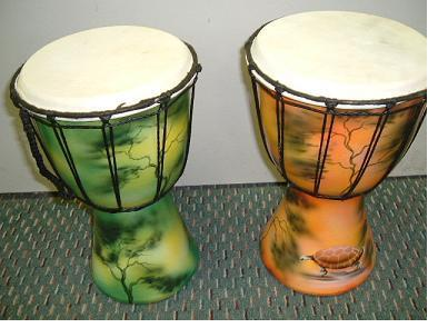 Animal Design Drum
