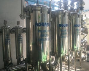Stainless Steel Micron Cartridge Filters