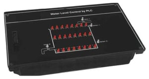 Water Level Control By PLC