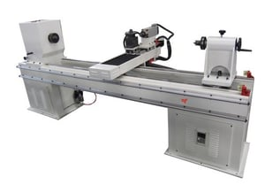 CNC Lathe 3015 with Spindle